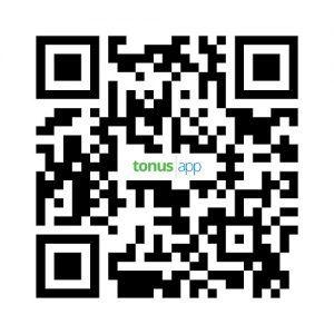 Scaneaza codul si descarca aplicatia TonusApp
